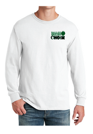 BALLOU CHOIR LONGSLEEVE T-SHIRT