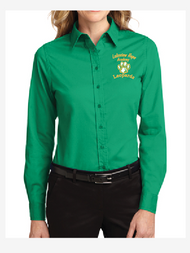 LAKEVIEW HOPE STAFF LADIES FULL BUTTON SHIRT
