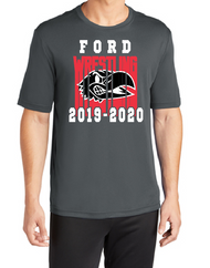 FORD MS WRESTLING - T-SHIRT