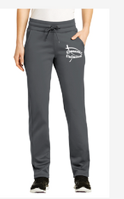 GYMNASTICS UNLIMITED LADIES FLEECE PANT