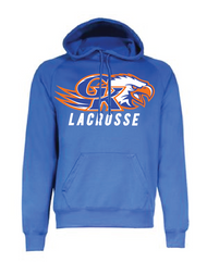 GK HS LACROSSE LADIES DRIFIT HOODED SWEATSHIRT