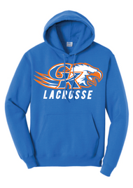 GK HS LACROSSE ADULT HOODED SWEATSHIRT