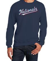 NATIONALS BASEBALL CLUB SWEATSHIRT