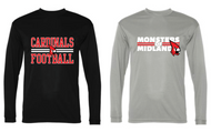 FP HS FOOTBALL DRI-FIT LONGSLEEVE T-SHIRT