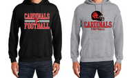 FP HS FOOTBALL HOODED SWEATSHIRT