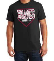 BRAVES BASEBALL CLUB T-SHIRT
