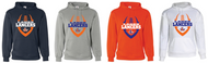 LAKES FOOTBALL DRI-FIT HOODED SWEATSHIRT