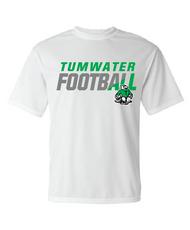 TUMWATER FOOTBALL DRI-FIT T-SHIRT