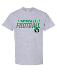 TUMWATER FOOTBALL  T-SHIRT