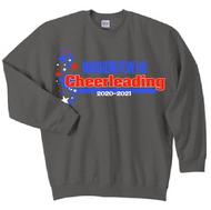 WASHINGTON HS CHEER CREWNECK SWEATSHIRT