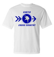 CURTIS CROSS COUNTRY DRI-FIT T-SHIRT