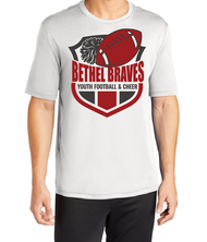 BETHEL YOUTH FOOTBALL DRIFIT  T-SHIRT