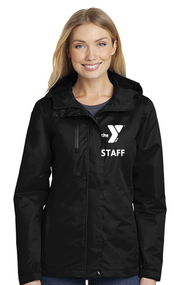 YMCA CHILD CARE STAFF LADIES ALL CONDITIONS JACKET