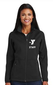 YMCA CHILD CARE STAFF LADIES PIQUE FLEECE JACKET