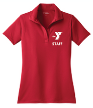 YMCA CHILD CARE STAFF  LADIES SPORT-WICK POLO