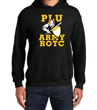 PLU ROTC HOODED SWEATSHIRT