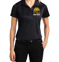 PLU ROTC LADIES SPORT-WICK POLO
