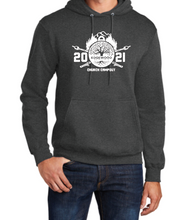 EDGEWOOD BIBLE CHURCH CAMPOUT (CAMP DESIGN) HOODED SWEATSHIRT