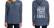CARTER LAKE ELEMENTARY STAFF LADIES FRENCH TERRY HOODIE