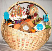 Autumn Gift Basket
