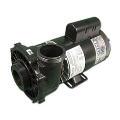 "Pump, Waterway Executive 56, 4.0HP, 230V, 12.0/4.4A, 2-Speed, 2-1/2"" x 2""MBT, SD, 56-Frame (3721621-13)"