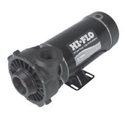 "Pump, Waterway Hi-Flo, 1.0HP, 115V, 11.0/2.9A, 2-Speed, 2""MBT, SD, 48-Frame (300-3010SD)"