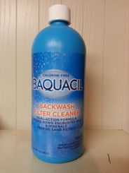 Baquacil Filter Cleaner 1 Qt (84329)