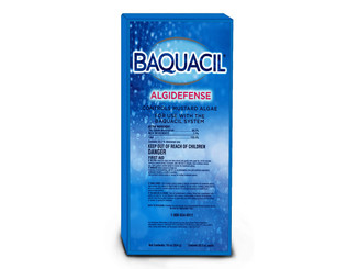 Baquacil AlgiDefense Algistat, Box of 8- 2 oz packets (84346)