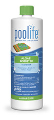 Poolife Algaebomb 30 Algaecide, 1 qt (62017)