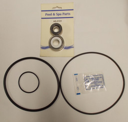 REBUILD KIT FOR HAYWARD POWER FLO II SP1700 SERIES SWIMMING POOL PUMP (PUMPKIT-HW02+)