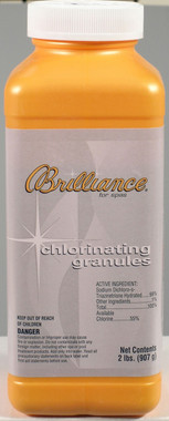 Brilliance Chlorinating Granules, 2 lb (83768)