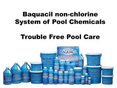 Baquacil Preseason Chemical Package