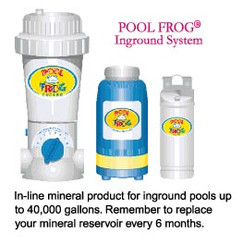 Preseason Package for Frog System for In-Ground Pools (5400)