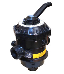 "1 1/2"" Multiport Backwash Valve for Pac Fab Sand Filters, Top Mount"