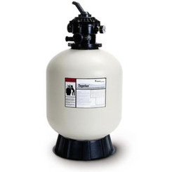 "30"" Pentair Tagelus Sand Filter with Top-Mount Backwash Valve (TA100D)"