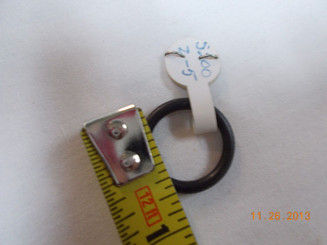 S200-Z-5 O-RING FOR MANUAL AIR RELIEF ON HAYWARD FILTER (SX200Z5)