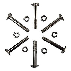 Pool Ladder Bolt Set for 3- Stainless Steel Step Ladder (60-702)