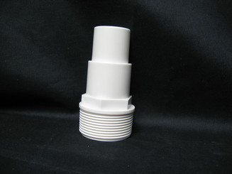 Adapter, Combo, 1 1/2 Male Threads to Hose (SPX1091Z7)