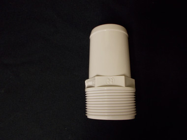 """Adapter, Straight, Male 1 1/2"""" to 1 1/2"""" Hose (SPX1091Z4)"""