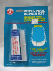 Vinyl Patch Kit for Underwater Repair (759)