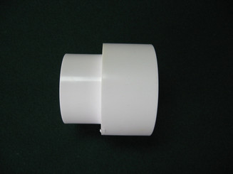 "Fitting, PVC, Outside Pipe Extender, 2""IPS (303-20)"