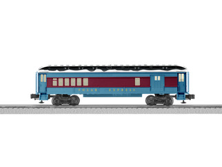 6-84600 O Scale Lionel The Polar Express Combination Car