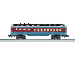 6-84604 O Scale Lionel The Polar Express Diner Car