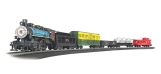00750 HO Scale Bachmann Chessie Special Train Set