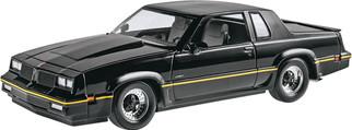 85-4446 Revell '85 Oldsmobile 442/FE3-X Show Car 1/25 Scale Plastic Model Kit