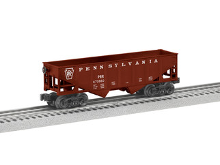 6-84771 O Scale Lionel Pennsylvania Hopper 6-Pack
