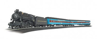 00751 HO Scale Bachmann North Pole Express Train Set