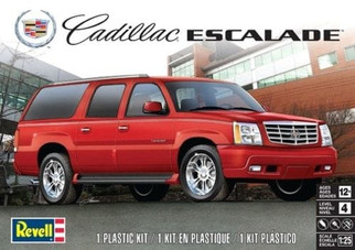 85-4482 Revell Cadillac Escalade 1/25 Scale Plastic Model Kit