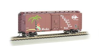 "17022 HO Scale Bachmann 40' Box Car-Missouri Pacific ""Herbie"""