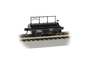 74401 HO Scale Bachmann Test Weight Car-Baltimore & Ohio X-4914